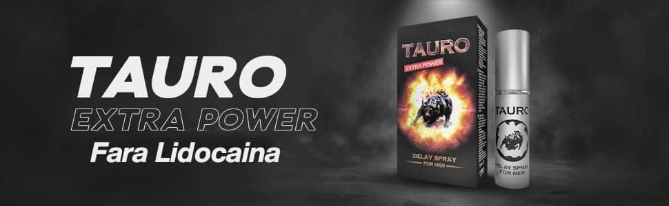 Spray TAURO EXTRA POWER prezentare